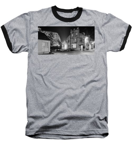 The Albert Hotel Baseball T-Shirt