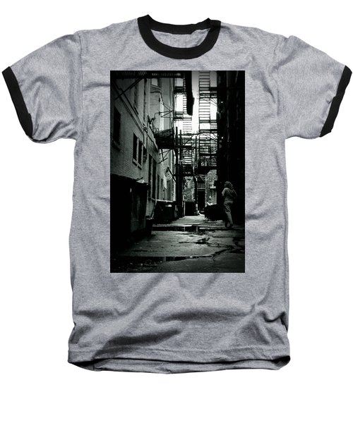 The Alleyway Baseball T-Shirt
