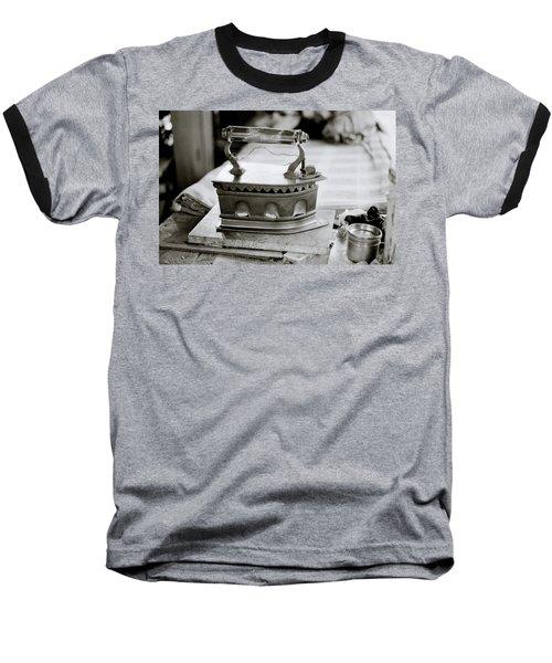 The Antique Iron Baseball T-Shirt