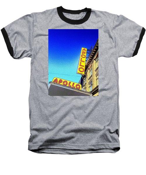 The Apollo Baseball T-Shirt by Gilda Parente