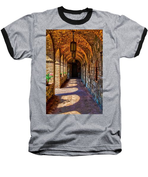 The Arches Baseball T-Shirt by Richard J Cassato