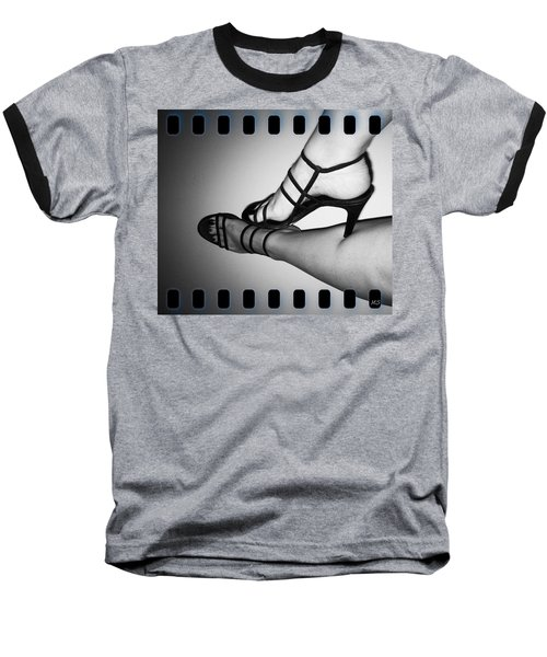 The Art Of Stilettos Baseball T-Shirt