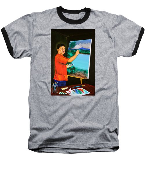 The Artist Baseball T-Shirt