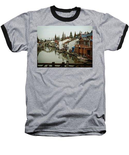 The Asian Venice  Baseball T-Shirt