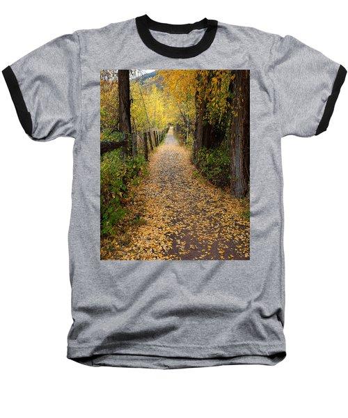 The Aspen Trail Baseball T-Shirt