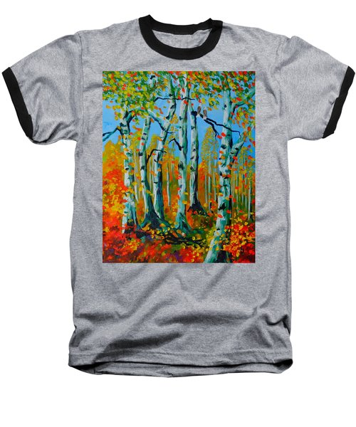 The Aspens Baseball T-Shirt