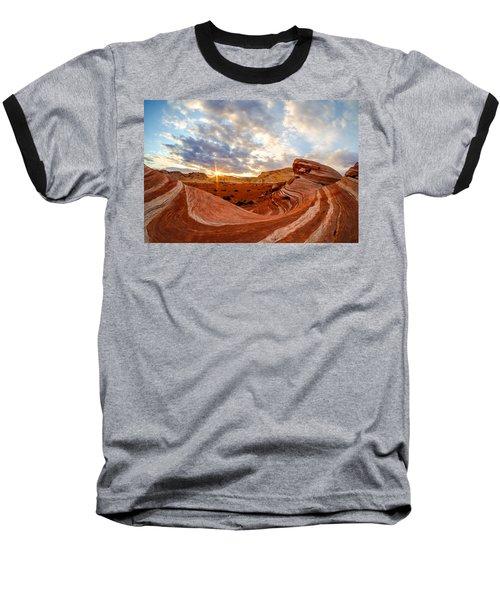 The Bacon Wave Baseball T-Shirt