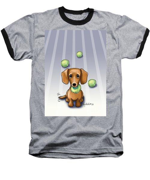 The Ball Catcher Baseball T-Shirt