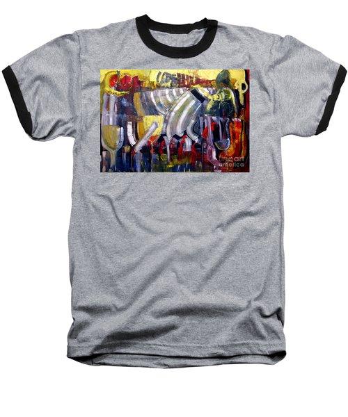 The Bar Scene Baseball T-Shirt