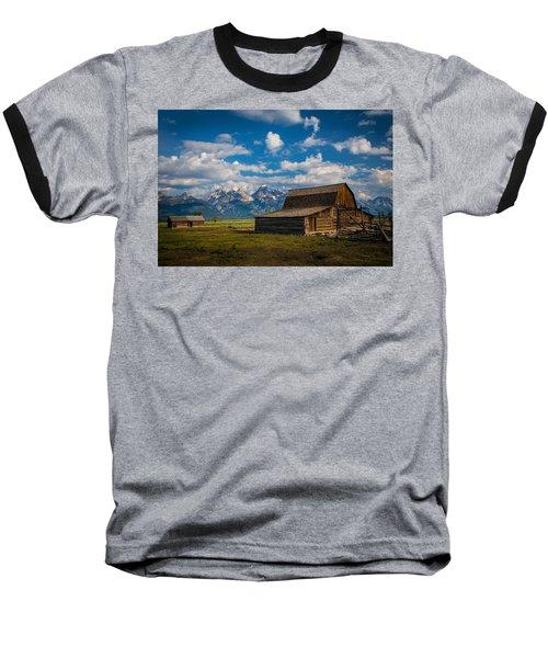 The Barn Baseball T-Shirt