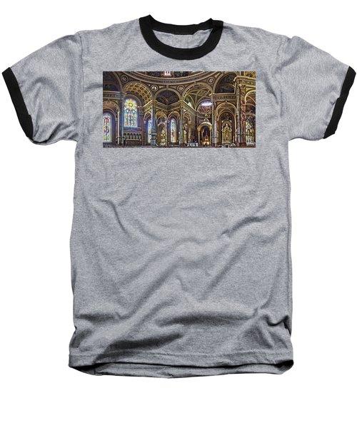 The Basilica Of St. Josaphat Baseball T-Shirt