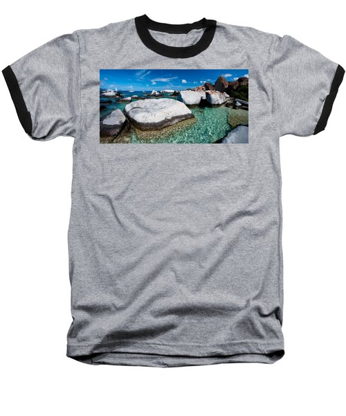 The Baths Baseball T-Shirt