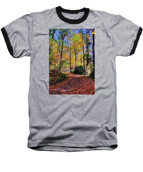The Beauty Of Fall Baseball T-Shirt