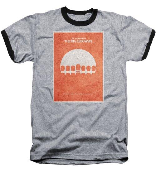 The Big Lebowski Baseball T-Shirt