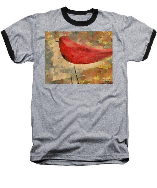 The Bird - K04d Baseball T-Shirt