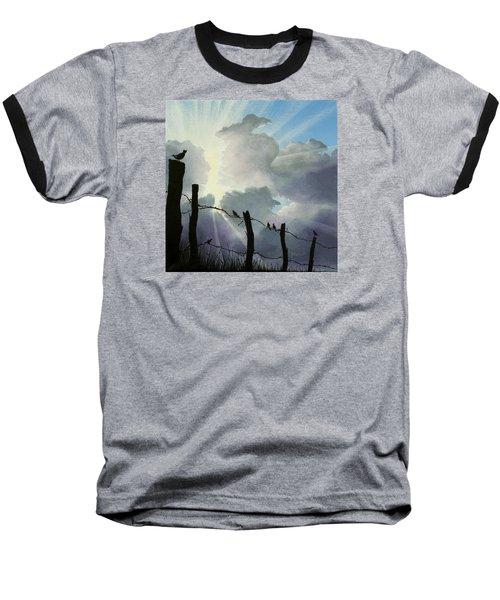 The Birds - Make A Joyful Noise Baseball T-Shirt