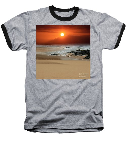 The Birth Of The Island Baseball T-Shirt