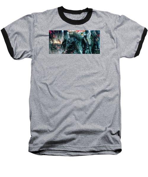 The Black Hole Gang Baseball T-Shirt