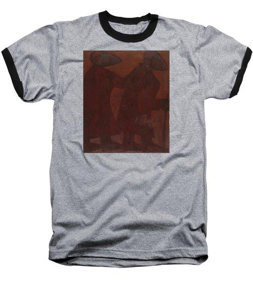 The Blind Men Baseball T-Shirt