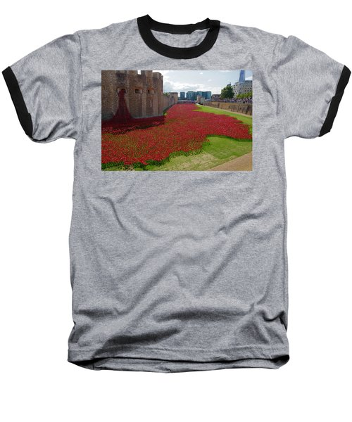 The Bloody Tower Baseball T-Shirt