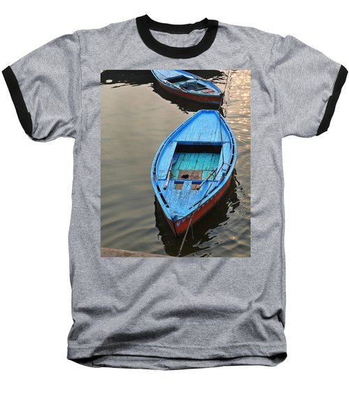 The Blue Boat Baseball T-Shirt