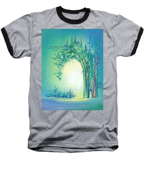 The Boundary Bush Baseball T-Shirt