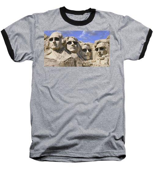The Boys Of Summer 2 Panoramic Baseball T-Shirt