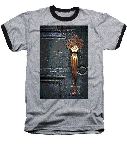 The Brass Latch Baseball T-Shirt