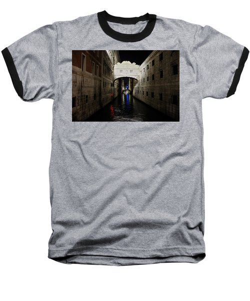 The Bridge Of Sighs Baseball T-Shirt