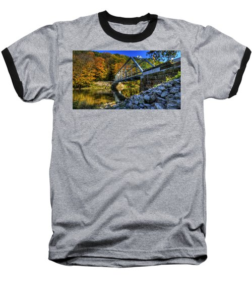 The Bridge Over Beaver Creek Baseball T-Shirt
