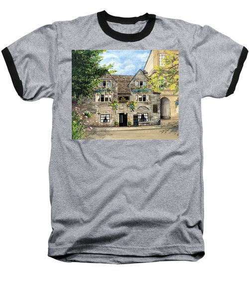 The Bridge Tea Rooms Baseball T-Shirt