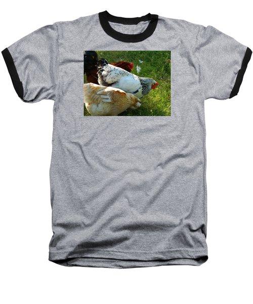 The Bug Hunters Baseball T-Shirt