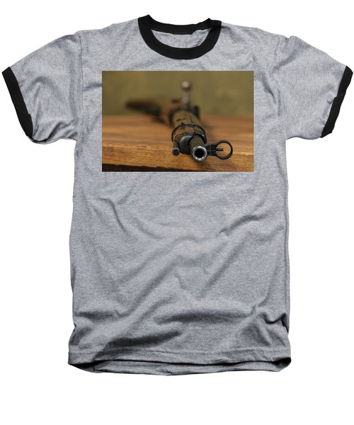 The Business End Baseball T-Shirt