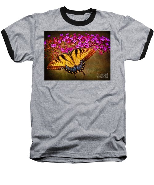 The Butterfly Effect Baseball T-Shirt