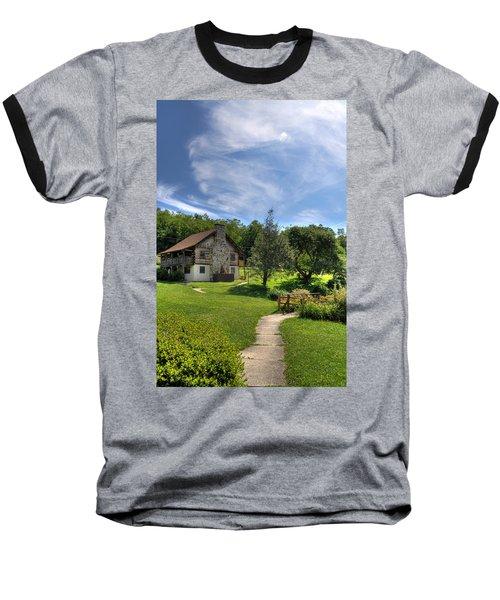 The Cabin Baseball T-Shirt