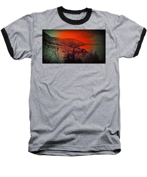 The Cabot Trail Baseball T-Shirt