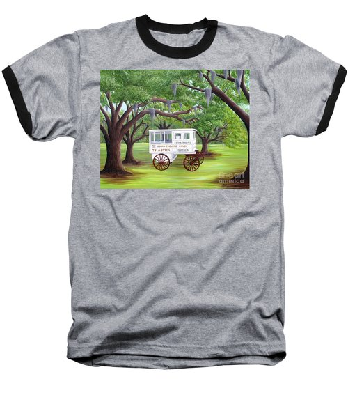 The Candy Cart Baseball T-Shirt
