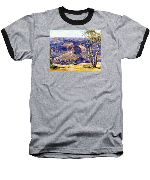 The Canyon Baseball T-Shirt by Lee Piper