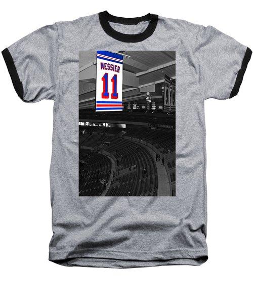 The Captain Looks Over Baseball T-Shirt