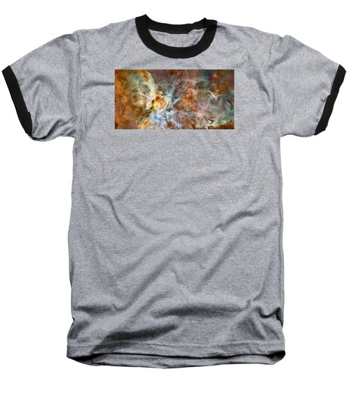 The Carina Nebula Baseball T-Shirt