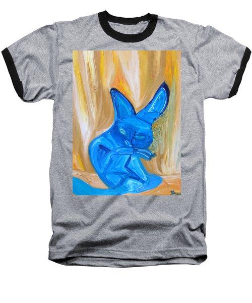 The Cat Camelion  Baseball T-Shirt