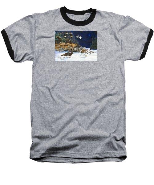 The Christmas Star Baseball T-Shirt