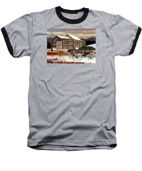 The Christmas Tree Baseball T-Shirt