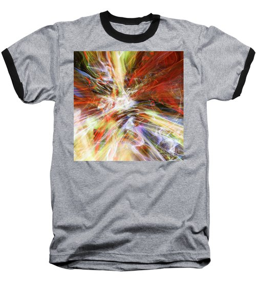 Baseball T-Shirt featuring the digital art The Cleansing by Margie Chapman