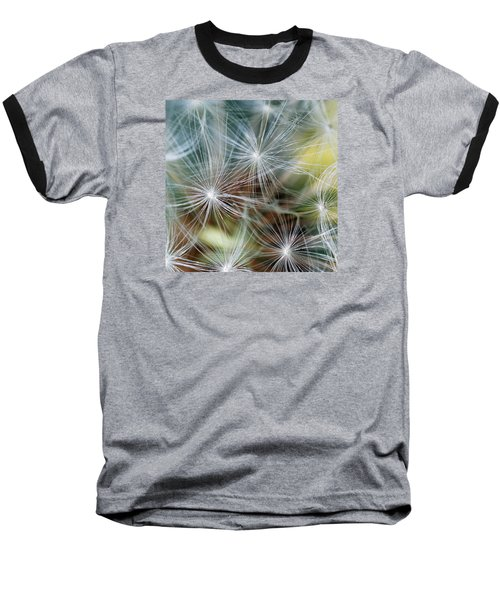 Baseball T-Shirt featuring the photograph The Clock by Wendy Wilton