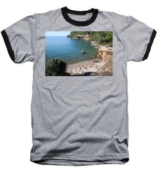 Baseball T-Shirt featuring the photograph The Coast To Oren  by Tracey Harrington-Simpson