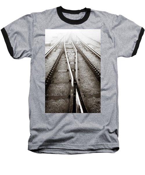 The Cog Railway Baseball T-Shirt