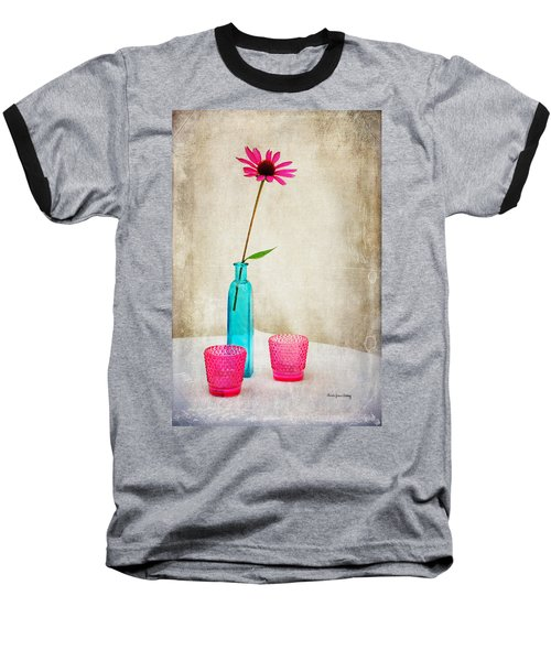 The Coneflower Baseball T-Shirt