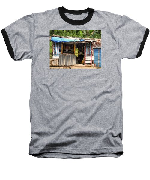 The Corner Market Baseball T-Shirt