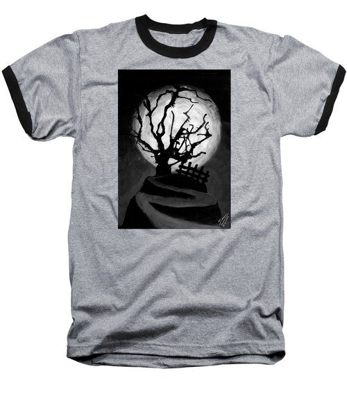 The Crooked Tree Baseball T-Shirt